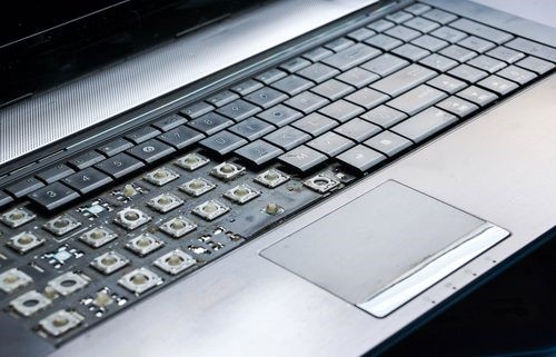 laptop keyboard repair and replacement reliably