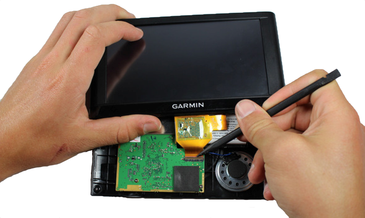 Ремонт GPS-навигаторов Navitel качественно