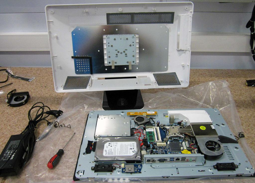 monoblock repair