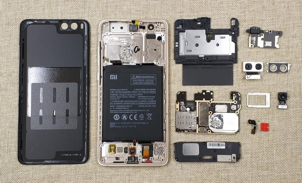 xiaomi smartphone repair price