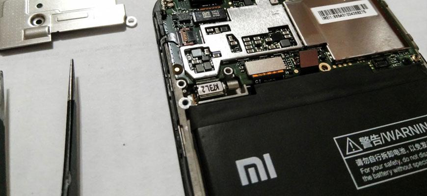 Xiaomi smartphone diagnostics